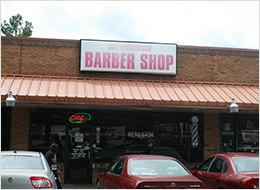 Pensacola Street Barber Shop