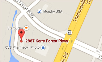 Barber shop on 2887 Kerry Forest Parkway in Tallahassee, FL