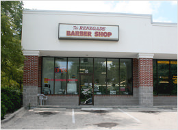 Barber shop on 3539 Apalachee Parkway in Tallahassee, FL