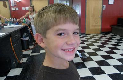 Fort Walton Barber Shop Kids Haircut
