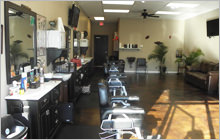 Kerry Forest Parkway Barber Shop