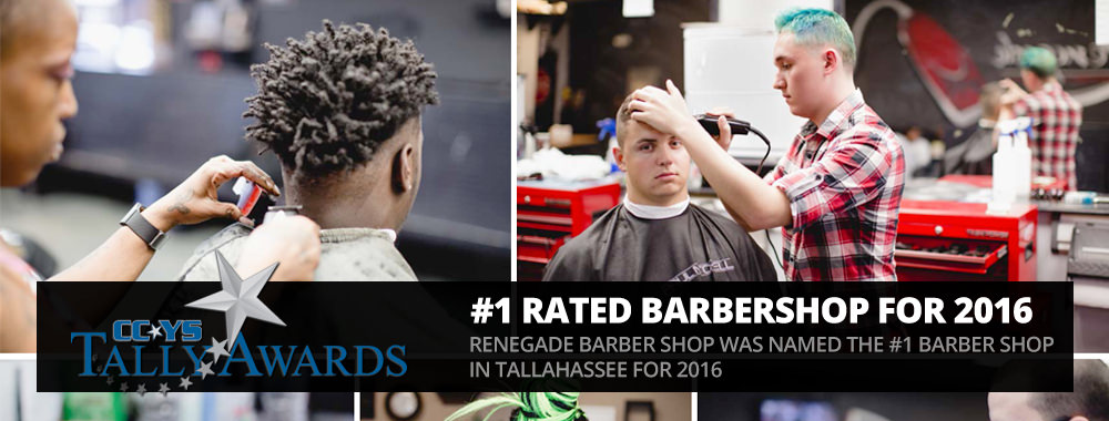Best Barber Shop in Tallahassee & Quincy