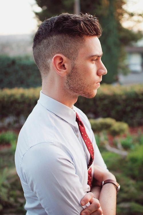 Top 5 Mens Short Hairstyles